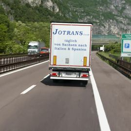 Jotrans in Italien